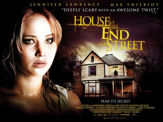 Kuća na kraju ulice (House at the End of the Street) – novi baner, tv spot i nove slike iz filma Jennifer Lawrence