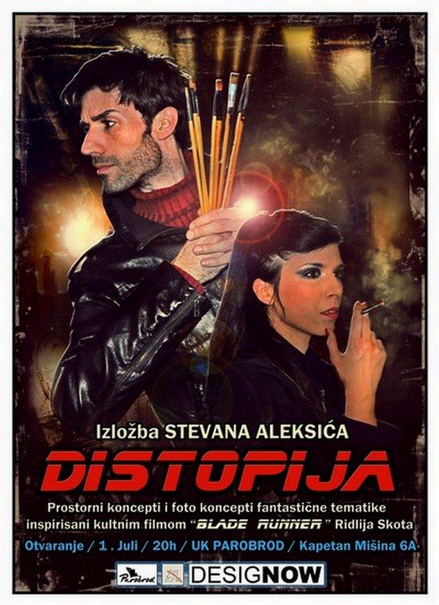 distopija poster