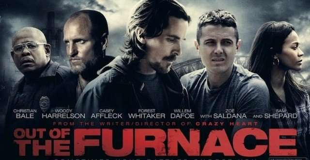 Čelična pravda (Out of The Furnace) – novi film Skota Kupera
