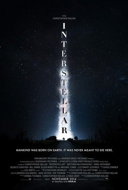 interstellar poster mali