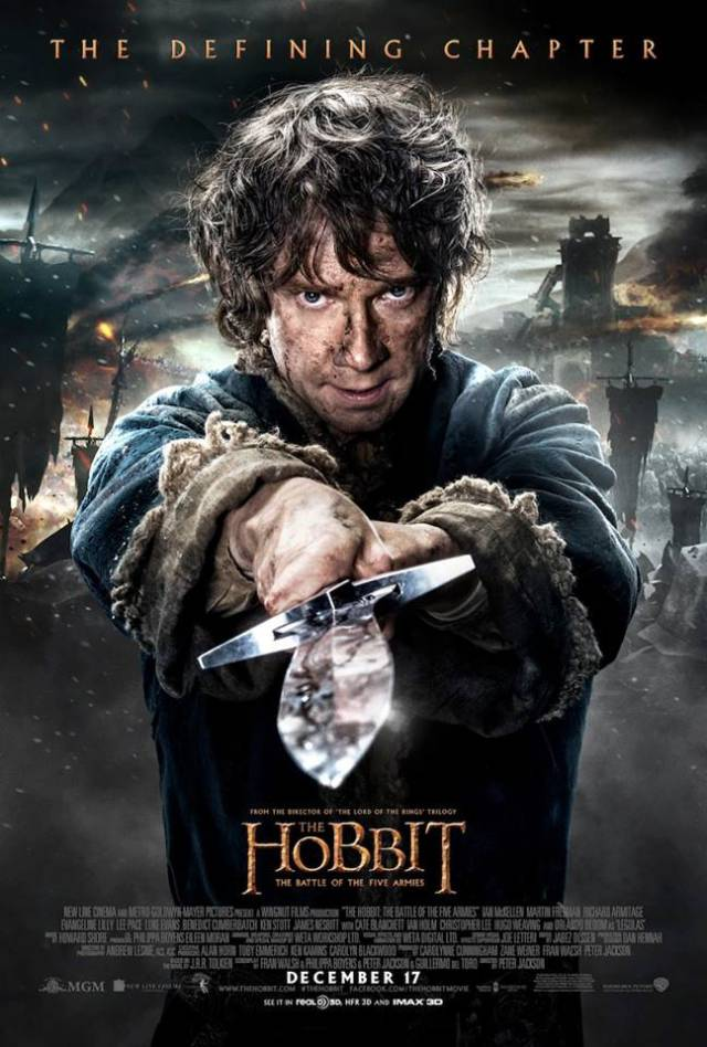 The-Hobbit-TBOTFA-theatrical-poster-Bilbo-sting