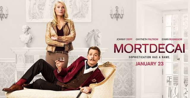 Mordekaj (Mortdecai) – Johnny Deep u novoj filmskoj komediji Davida Koepa