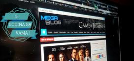 Mega blog slavi 5-ti rođendan!