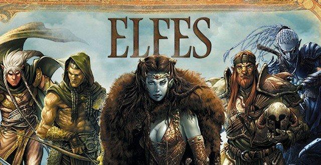 Vilenjaci (Elfes) – sjajan heroic fantasy strip