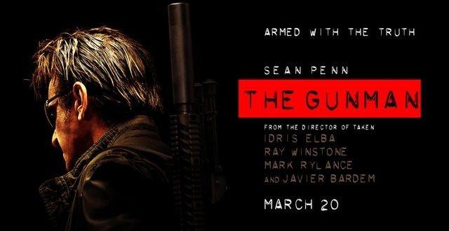 The Gunman – Sean Penn, Idris Elba i Javier Bardem u akcionom filmu reditelja filma Taken
