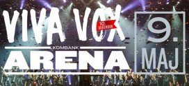 Viva Vox hor – koncert u Kombank Areni 09/05/2015