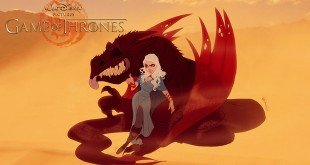 Igra prestola (Game of Thrones) u Disney fazonu