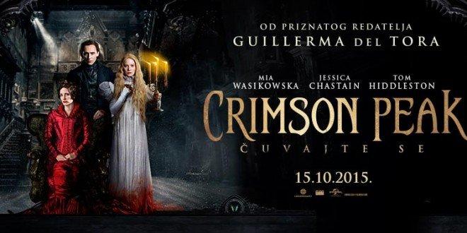 Grimizni vrh (Crimson Peak) – Guillermo Del Toro se vraća gotskom horor filmu (titlovani trejleri)