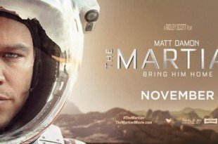 the martian mega blog baner