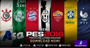 PES 2016 demo dostupan za PS4, PS3, Xbox 360 i Xbox One