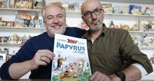 """""""Asteriks i nestali svitak"""" – 36 album poznatog gala je izašao u prodaju"""
