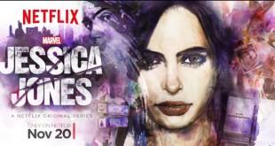 Jessica Jones – titlovani trejler i najava tv serije (Netflix)