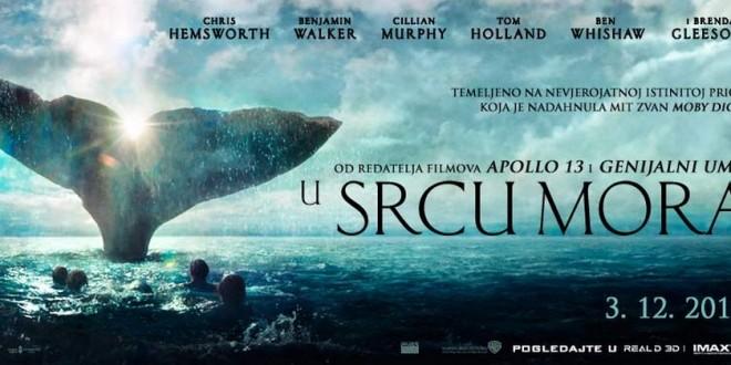 U srcu mora (In the Heart of the Sea) – prava priča o Moby Dicku u režiji Rona Howarda