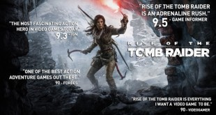 Rise of The Tomb Raider u januaru i na PC-u