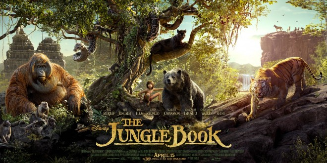 Knjiga o džungli (The Jungle Book) – titlovani trejleri i najava filma