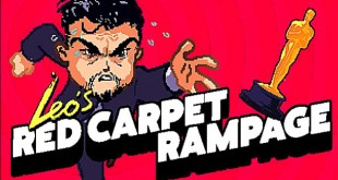 Pomozite da se Leonardo DiCaprio u 8-smobitnoj video igrici dokopa Oskara!