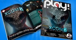 Play!Zine Broj 92 – stigao je novi broj Play!Zine besplatnog gejming magazina!