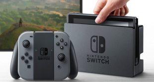 Predstavljena nova konzola – Nintendo Switch!