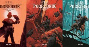 Pogrebnik (Undertaker) – odličan western strip serijal na našem tržištu