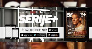 Serije+ #51 : stigao je novi broj besplatnog magazina Serije+